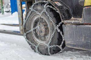 Snow Forklift